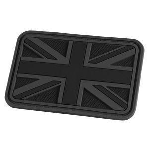 Hazard 4 Écusson 3D drapeau du Royaume-Uni noir