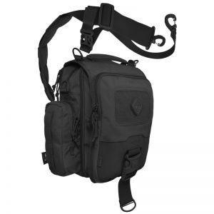 Hazard 4 Petite sacoche en bandoulière pour tablette/ordinateur portable Kato noir