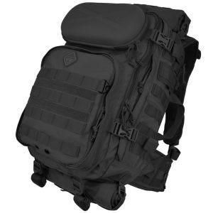 Hazard 4 Sac à dos Overwatch avec poche déroulable pour fusil noir