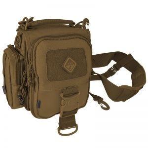 Hazard 4 Mini-sacoche à bandoulière Tonto discrète pour pistolet Coyote