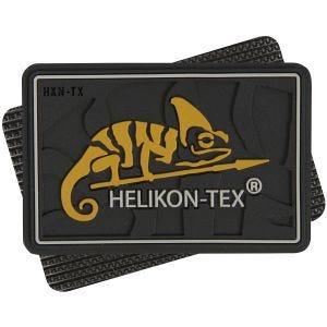 Helikon Écusson à logo noir