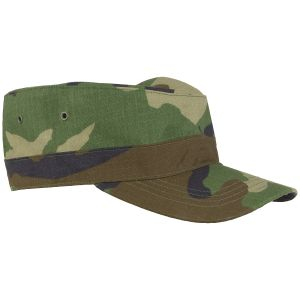 Helikon Casquette militaire US Woodland