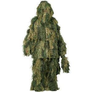Helikon Ghillie Suit Camouflage Digital Woodland