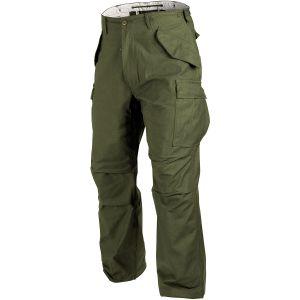 Helikon Pantalon de combat M65 vert olive