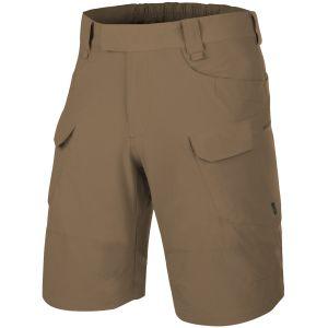 "Helikon Short tactique Outdoor 11"" en tissu VersaStretch Lite Mud Brown"