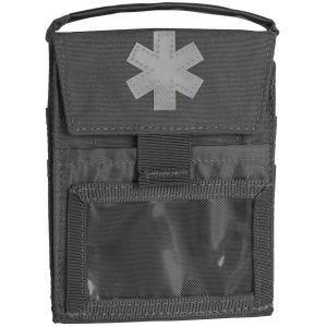 Helikon Trousse de secours de poche Pocket Med Insert Shadow Grey