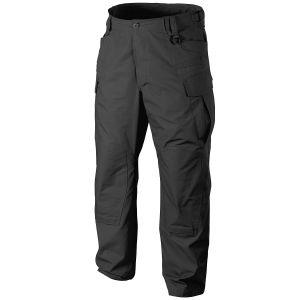 Helikon Pantalon SFU NEXT en polycoton Ripstop noir