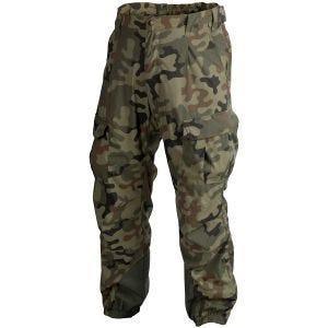 Helikon Pantalon softshell Level 5 Ver. II PL Woodland