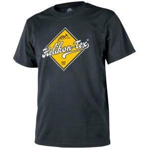 Helikon T-shirt Road Sign avec panneau routier noir