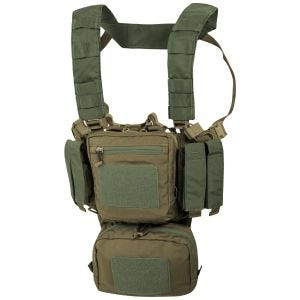 Helikon Gilet de combat Training Mini Rig Adaptive Green/Olive Green