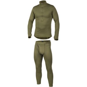 Helikon Ensemble de sous-vêtements Gen III Level 2 vert olive