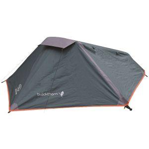 Highlander Tente 1 place Blackthorn vert Hunter/Orange Trim