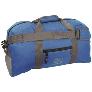 Highlander Sac de sport Cargo 45 bleu