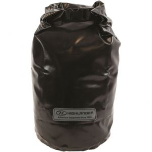 Highlander Petit sac étanche noir
