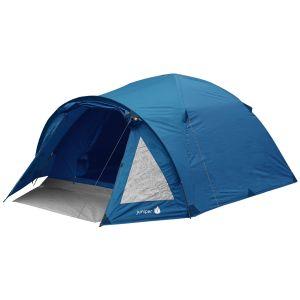 Highlander Tente 3 places Juniper bleu foncé