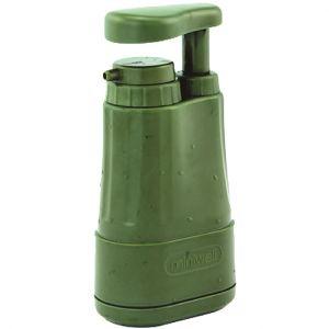 Highlander Filtre à eau Miniwell vert olive