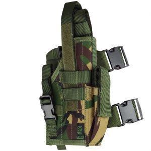 Pro-Force Holster de cuisse pour pistolet MOLLE DPM