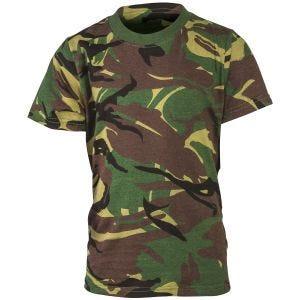 Highlander T-Shirt DPM anglais