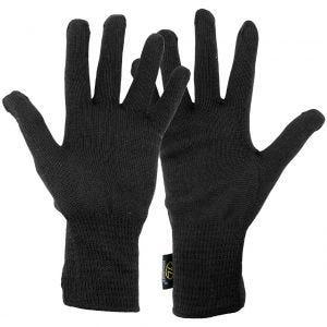 Highlander Sous-gants thermiques noirs