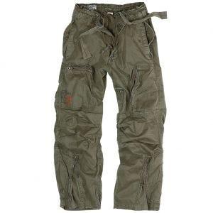 Surplus Pantalon cargo Infantry vert olive