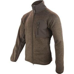 Jack Pyke Veste tricotée Weardale marron