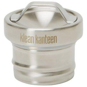 Klean Kanteen Bouchon à anneau en acier inoxydable brossé