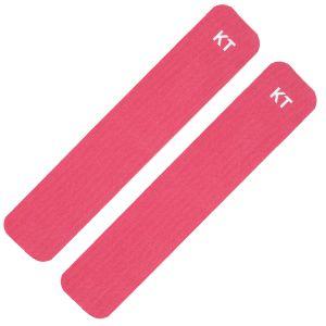 KT Tape Deux bandes en coton roses