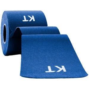 """KT Tape Bandage adhésif thérapeutique Consumer Cotton Original prédécoupé 10"""" bleu"""