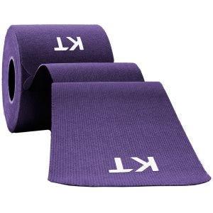 """KT Tape Bandage adhésif thérapeutique Consumer Cotton Original prédécoupé 10"""" violet"""