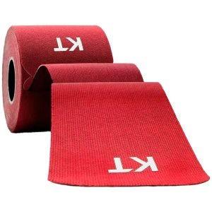 """KT Tape Bandage adhésif thérapeutique Consumer Cotton Original prédécoupé 10"""" rouge"""