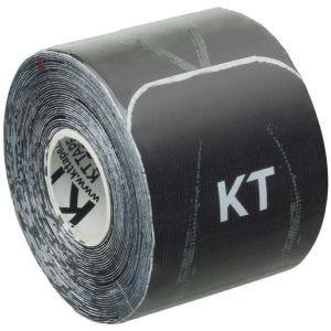 """KT Tape Bandage adhésif thérapeutique Consumer Synthetic Pro Extreme prédécoupé 10"""" Jet Black"""