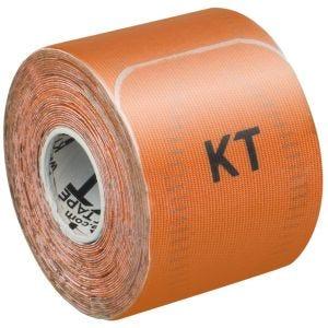"""KT Tape Bandage adhésif thérapeutique Consumer Synthetic Pro prédécoupé 10"""" Blaze Orange"""