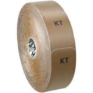 KT Tape Bandage adhésif thérapeutique Jumbo Cotton Original prédécoupé beige