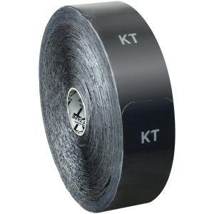 KT Tape Bandage adhésif thérapeutique Jumbo Cotton Original prédécoupé noir
