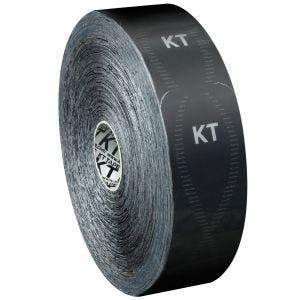 KT Tape Bandage adhésif thérapeutique Jumbo Synthetic Pro prédécoupé Jet Black