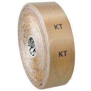 KT Tape Bandage adhésif thérapeutique Jumbo Synthetic Pro prédécoupé Stealth Beige