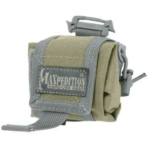 Maxpedition Pochette pliable Mini Rollypoly Kaki Foliage