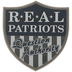 Maxpedition Écusson Real Patriots (SWAT)