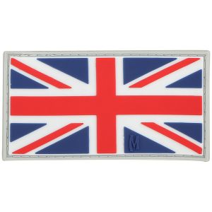 Maxpedition Écusson drapeau du Royaume-Uni (couleur)