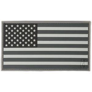 Maxpedition Écusson drapeau des États-Unis grande taille (SWAT)