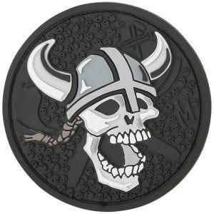 Maxpedition Écusson crâne viking (SWAT)