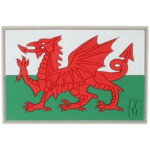 Maxpedition Écusson drapeau du Pays de Galles (couleur)