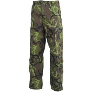 MFH ACU Pantalon de combat en Ripstop Czech Woodland