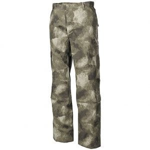 MFH ACU Pantalon de combat en Ripstop HDT Camo AU