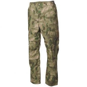 MFH BDU Pantalon de combat en Ripstop HDT Camo FG
