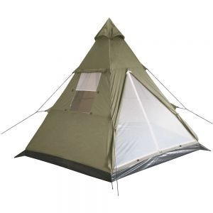 MFH Tente style tipi vert olive