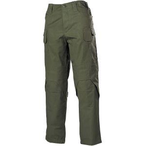 MFH Pantalon de combat Mission en Ripstop OD Green