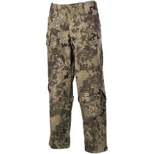 MFH Pantalon de combat Mission en Ripstop Snake FG