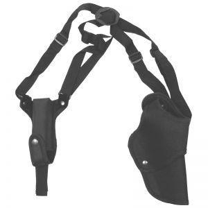 MFH Holster d'épaule droit pour pistolet noir