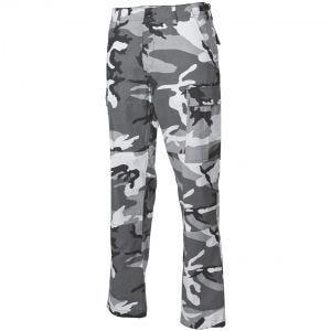 MFH BDU Pantalon de combat en Ripstop Urban